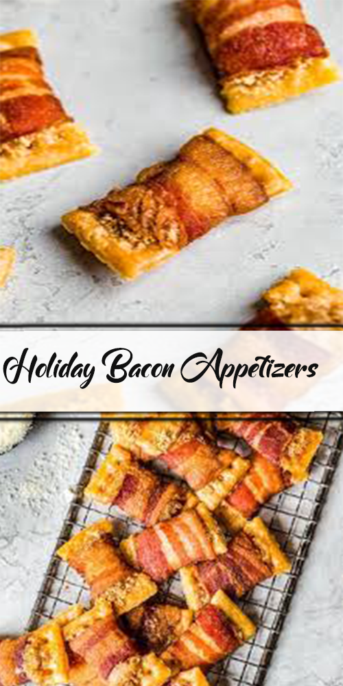 12 Bacon Appetizers for Parties - Who Needs A Cape?